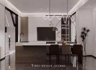 5-10万140平米现代简约风格餐厅装修图片大全