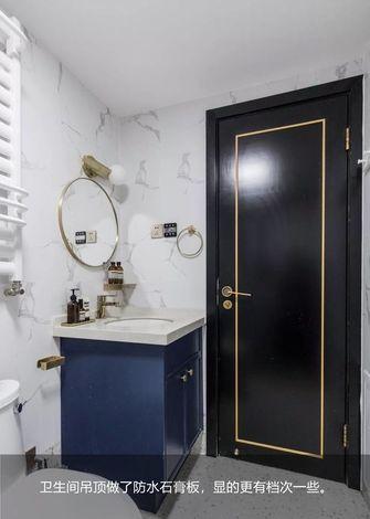 富裕型120平米三室两厅混搭风格卫生间设计图
