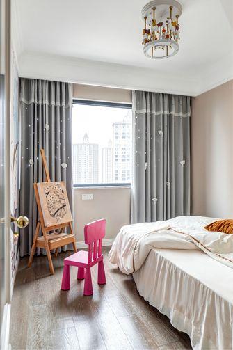 10-15万90平米三室两厅混搭风格青少年房装修效果图