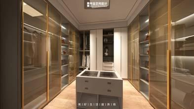 140平米别墅混搭风格衣帽间装修案例