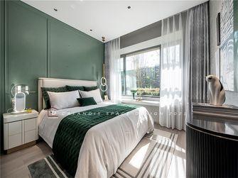 20万以上140平米四室两厅法式风格卧室图
