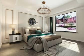 豪华型140平米复式轻奢风格卧室装修案例