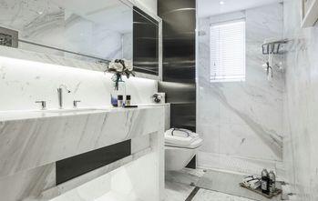富裕型法式风格卫生间设计图