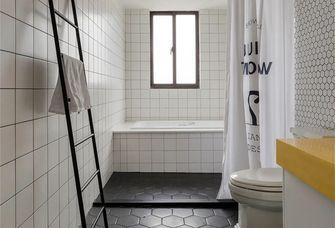 20万以上120平米三室一厅北欧风格卫生间图片