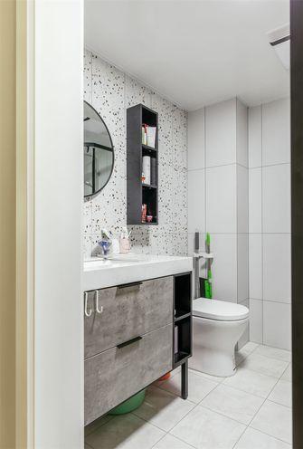 5-10万70平米公寓现代简约风格卫生间图片