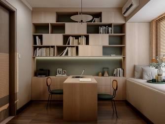 5-10万三欧式风格书房效果图