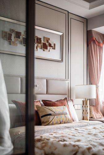 20万以上120平米三室四厅轻奢风格卧室效果图