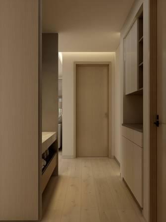 120平米四室一厅日式风格楼梯间装修效果图