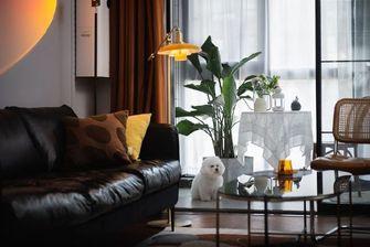 100平米三室两厅新古典风格客厅图片