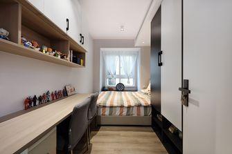 富裕型90平米三现代简约风格青少年房装修案例