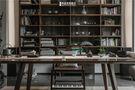 20万以上140平米别墅田园风格书房装修案例