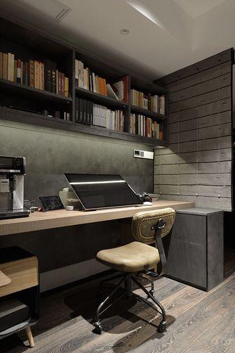 豪华型140平米三室一厅欧式风格书房设计图