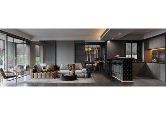 15-20万90平米一室一厅工业风风格客厅装修效果图