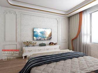 20万以上140平米别墅北欧风格卧室图片大全