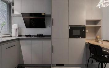 富裕型100平米三日式风格厨房装修案例