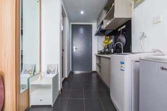 富裕型30平米小户型北欧风格厨房装修案例