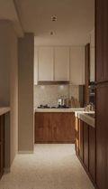 豪华型140平米三室一厅法式风格厨房效果图