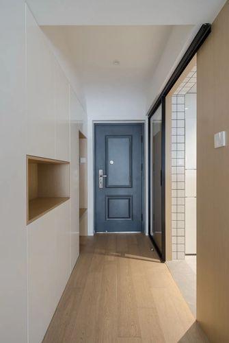 3-5万70平米一室两厅现代简约风格玄关装修效果图