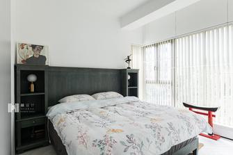 80平米公寓现代简约风格卧室图