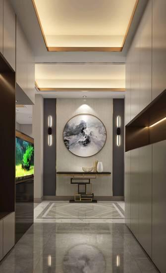 15-20万140平米三室两厅轻奢风格玄关装修效果图