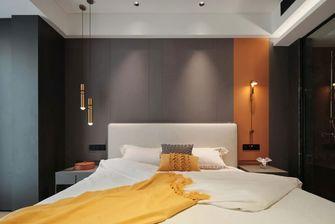 20万以上140平米四室一厅轻奢风格卧室设计图