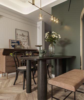 豪华型120平米三法式风格餐厅欣赏图