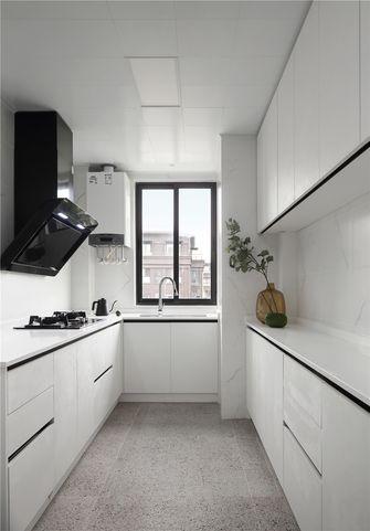 豪华型120平米三现代简约风格厨房设计图