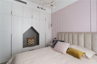 豪华型140平米三室两厅轻奢风格青少年房装修图片大全