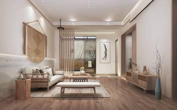 15-20万140平米四日式风格客厅欣赏图