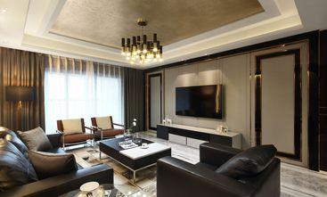 三轻奢风格客厅装修效果图