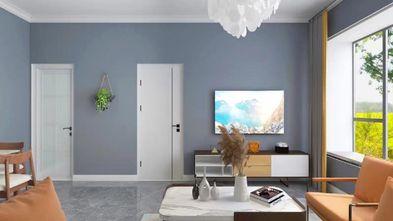 一居室北欧风格客厅装修图片大全