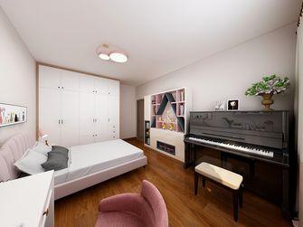 20万以上130平米现代简约风格卧室设计图