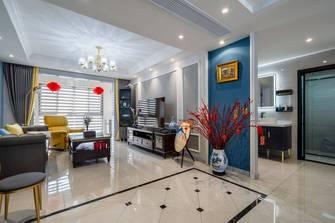 富裕型90平米新古典风格走廊图片大全
