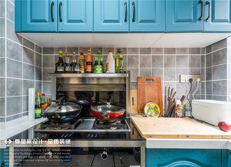 3万以下100平米三室一厅现代简约风格厨房图片