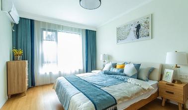 10-15万100平米三室两厅日式风格卧室图片