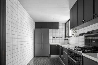 富裕型100平米三室两厅现代简约风格厨房装修案例