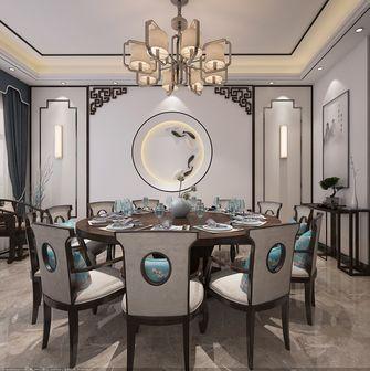 140平米中式风格客厅装修效果图