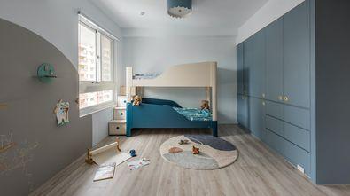 富裕型140平米四北欧风格卧室图片大全