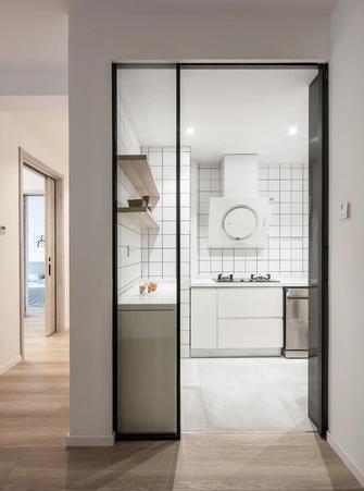 富裕型90平米三日式风格厨房效果图