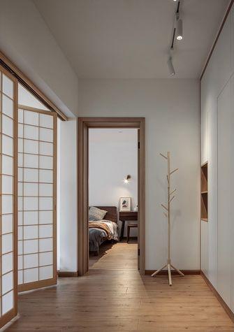 富裕型120平米三室两厅现代简约风格走廊设计图