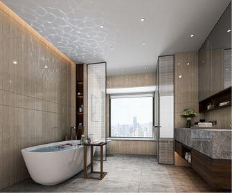 豪华型140平米别墅中式风格卫生间效果图