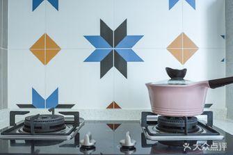 富裕型120平米三北欧风格厨房欣赏图