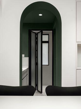 富裕型50平米现代简约风格走廊装修图片大全