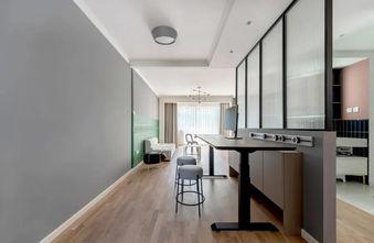 100平米公寓美式风格书房效果图