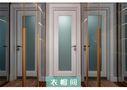 豪华型140平米三室两厅美式风格衣帽间装修案例