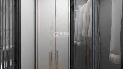 140平米三室两厅欧式风格衣帽间装修案例