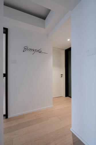 70平米三室两厅现代简约风格走廊图