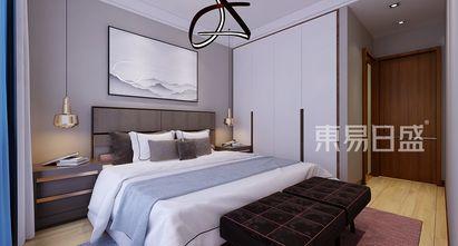 豪华型140平米四北欧风格卧室图片大全