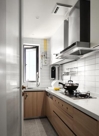 经济型80平米日式风格厨房图片大全