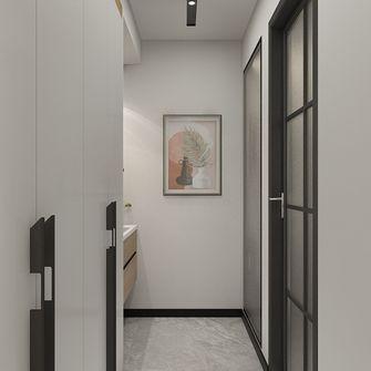 富裕型140平米别墅日式风格衣帽间欣赏图